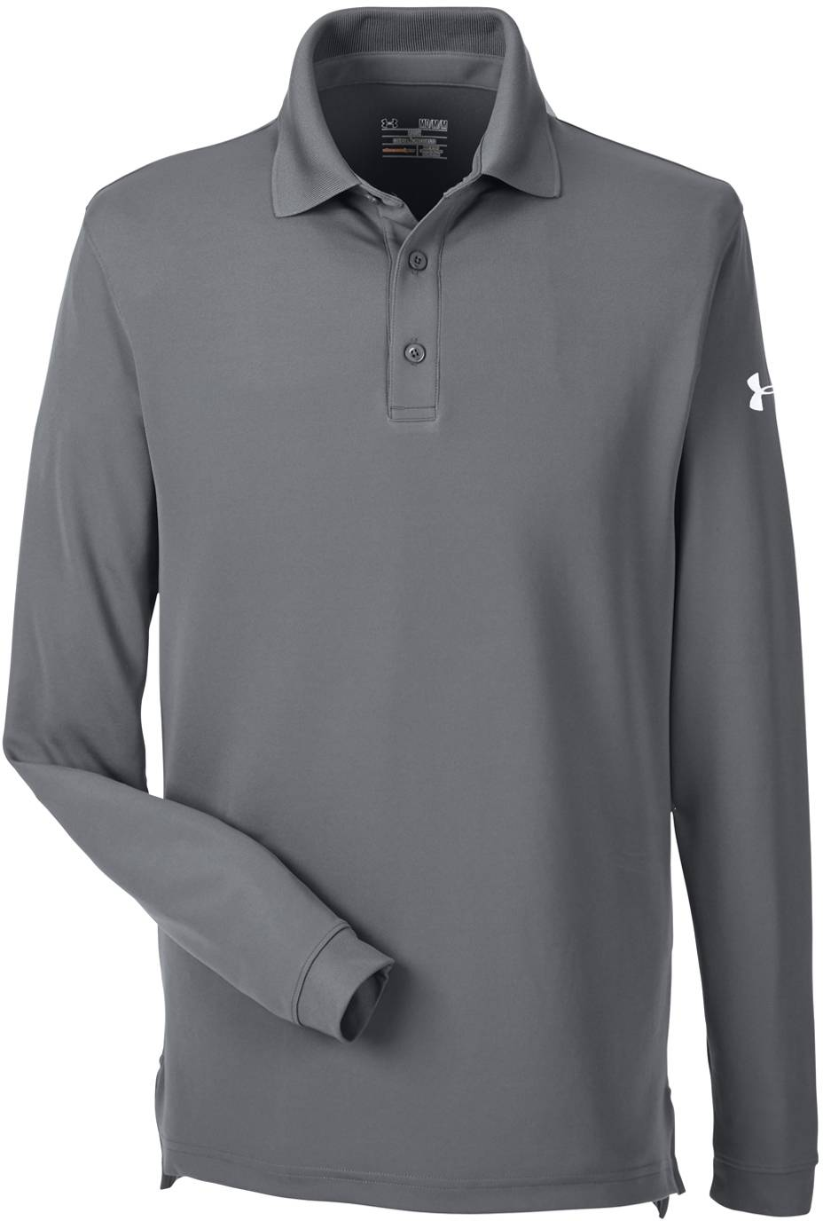 under armour long sleeve polo shirts men