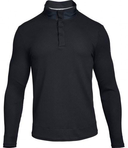 Under Armour Men's Custom Corporate Quarter Snap Up Sweater Fleece