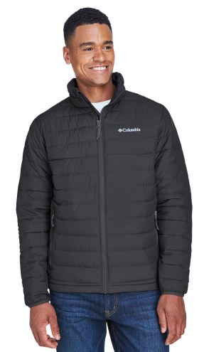 Columbia Men's Oyanta Trail Custom Insulated Jacket