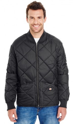 Dickies Men's 6 oz. Diamond Quilt Jacket