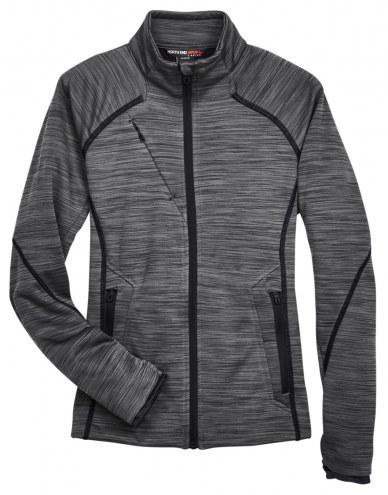 Ash City - North End Women's Flux Mélange Bonded Custom Fleece Jacket