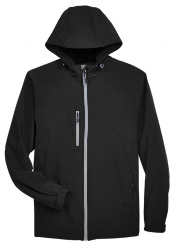 Ash City - North End Men's Prospect Fleece Bonded Custom Softshell Jacket