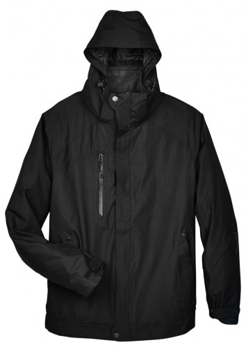 Ash City - North End Men's Caprice 3-in-1 Custom Winter Jacket