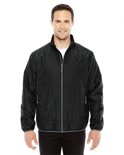 Ash City - North End Men's Resolve Interactive Insulated Packable Jacket