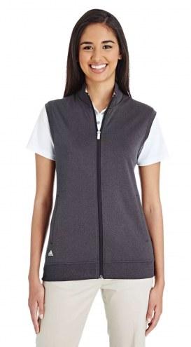 Adidas Golf Full Zip Club Women's Custom Vest
