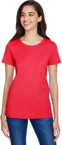 Champion Women's Ringspun Custom Cotton T-Shirt