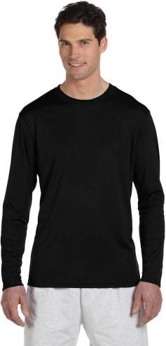 Champion Adult 4.1 oz. Double Dry Interlock Custom Long Sleeve T-Shirt