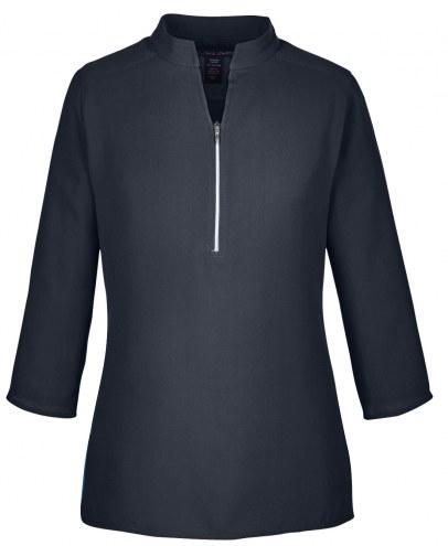 Devon and Jones Custom Three Quarter Sleeve Women's Crepe Tunic