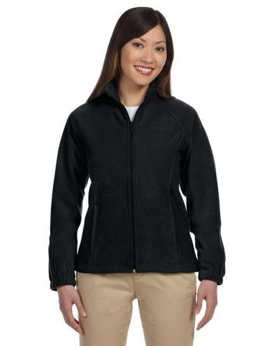 Harriton Women's Custom 8 oz. Full Zip Fleece