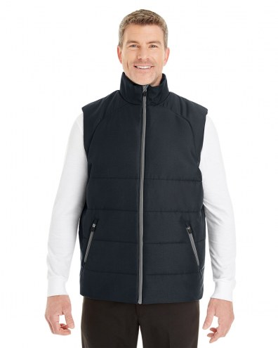 Ash City - North End Men's Engage Interactive Insulated Vest