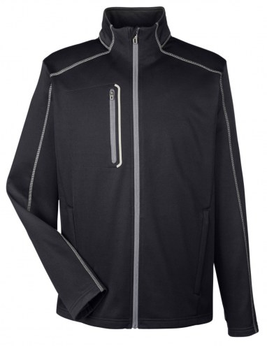 Ash City - North End Men's Endeavor Interactive Performance Custom Fleece Jacket