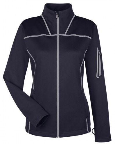 Ash City - North End Women's Endeavor Interactive Performance Custom Fleece Jacket