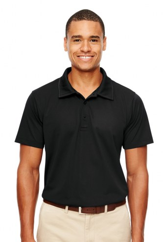 Team 365 Men's Custom Command Snag-Protection Polo Shirt
