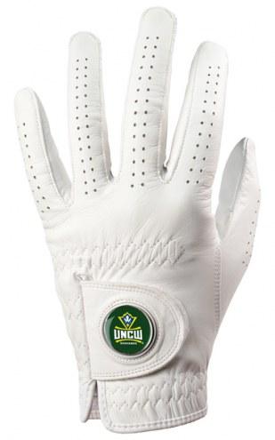 North Carolina Wilmington Seahawks Golf Glove