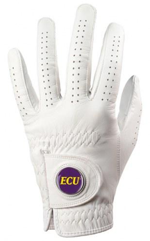 East Carolina Pirates Golf Glove