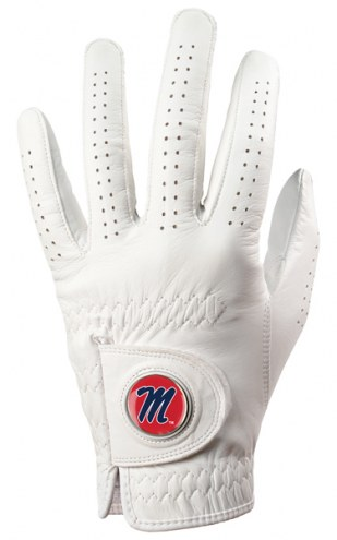 Mississippi Rebels Golf Glove