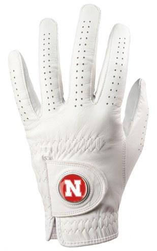 Nebraska Cornhuskers Golf Glove