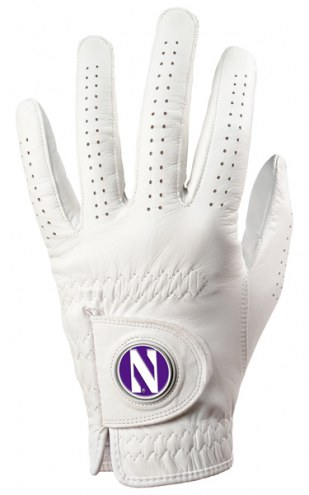 Northwestern Wildcats Golf Glove