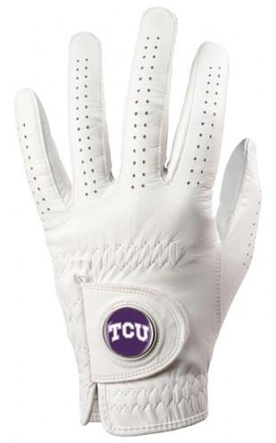 Texas Christian Horned Frogs Golf Glove