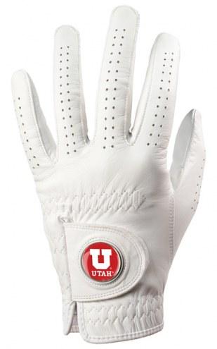 Utah Utes Golf Glove