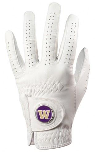 Washington Huskies Golf Glove