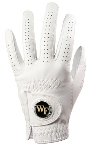 Wake Forest Demon Deacons Golf Glove
