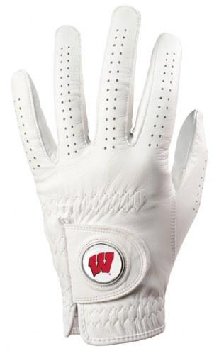 Wisconsin Badgers Golf Glove