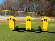 3 Man Football Sleds