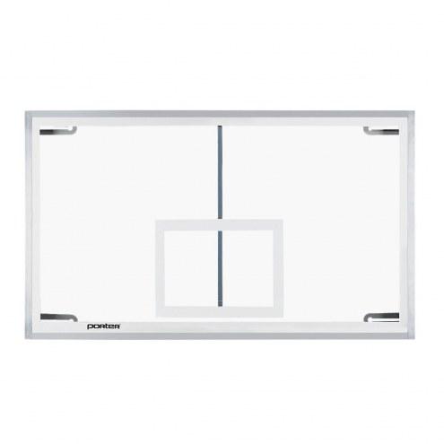Porter Pro-Strut Rectangular Glass Backboard