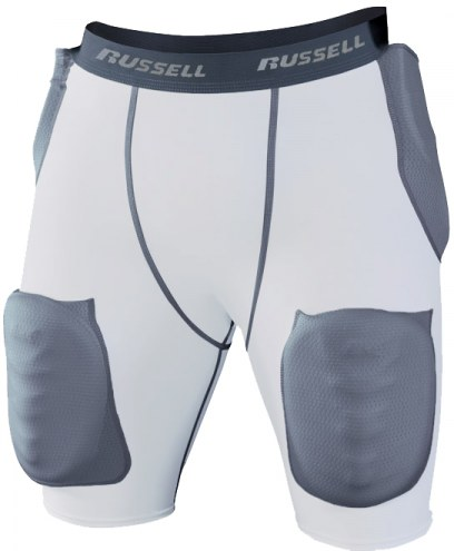 Russell 5-Piece Integrated Youth Football Girdle