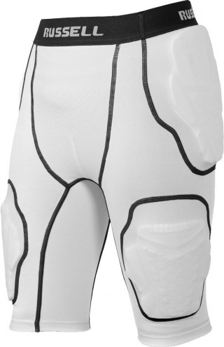 Russell 5-Pad Integrated Youth Football Girdle