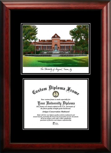 Arizona Wildcats Diplomate Diploma Frame