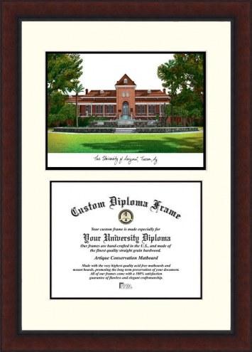 Arizona Wildcats Legacy Scholar Diploma Frame