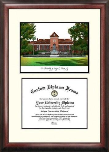 Arizona Wildcats Scholar Diploma Frame