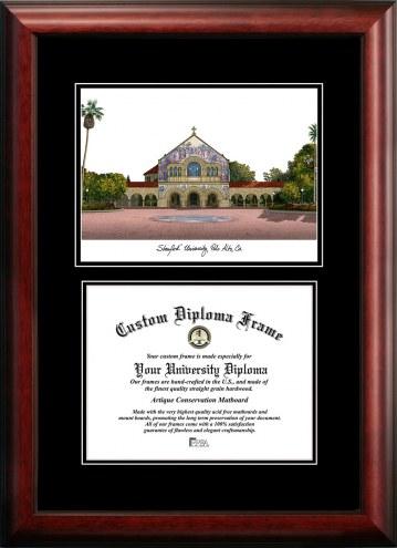 Stanford Cardinal Diplomate Diploma Frame