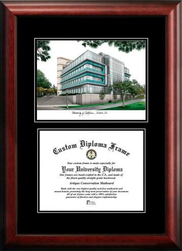 California Irvine Anteaters Diplomate Diploma Frame