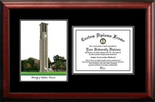 California Riverside Highlanders Diplomate Diploma Frame