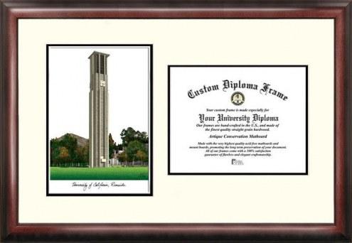 California Riverside Highlanders Scholar Diploma Frame