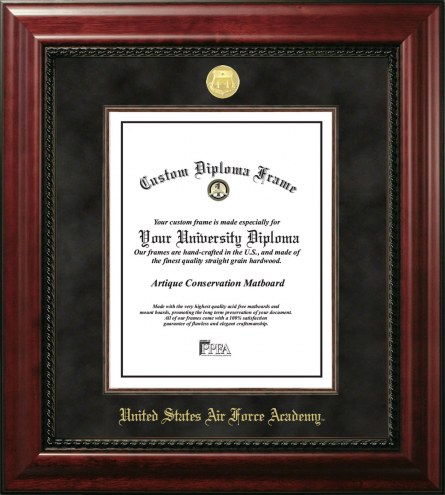 Air Force Falcons Executive Diploma Frame