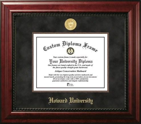Howard Bison Executive Diploma Frame