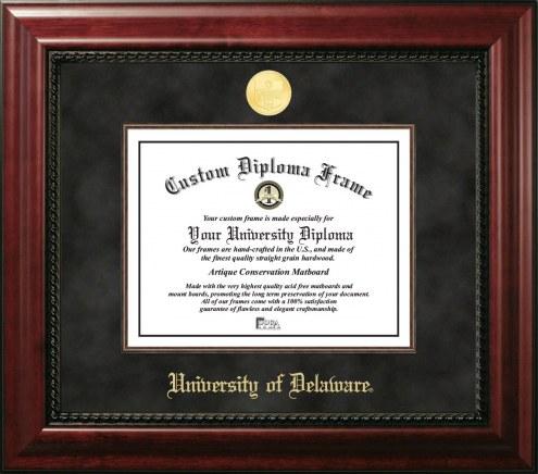 Delaware Blue Hens Executive Diploma Frame