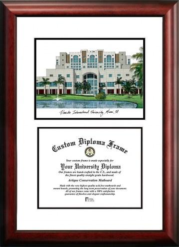 Florida International Golden Panthers Scholar Diploma Frame