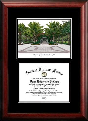 South Florida Bulls Diplomate Diploma Frame