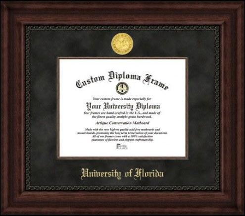 Florida Gators Executive Diploma Frame
