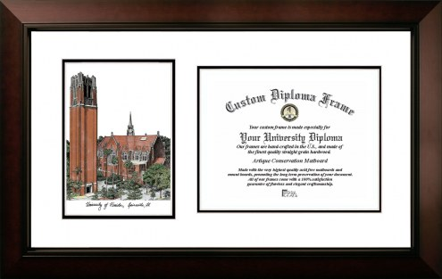 Florida Gators Legacy Scholar Diploma Frame