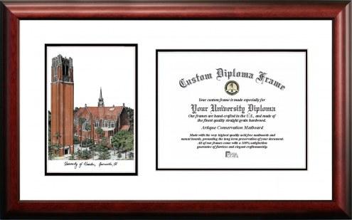 Florida Gators Scholar Diploma Frame