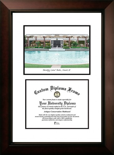 Central Florida Knights Legacy Scholar Diploma Frame
