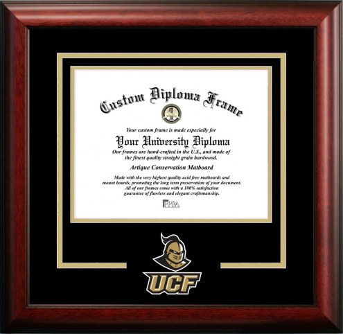Central Florida Knights Spirit Diploma Frame
