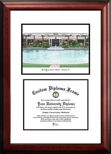 Central Florida Knights Scholar Diploma Frame