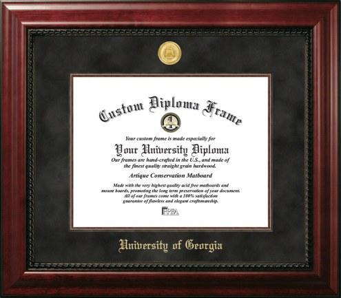Georgia Bulldogs Executive Diploma Frame